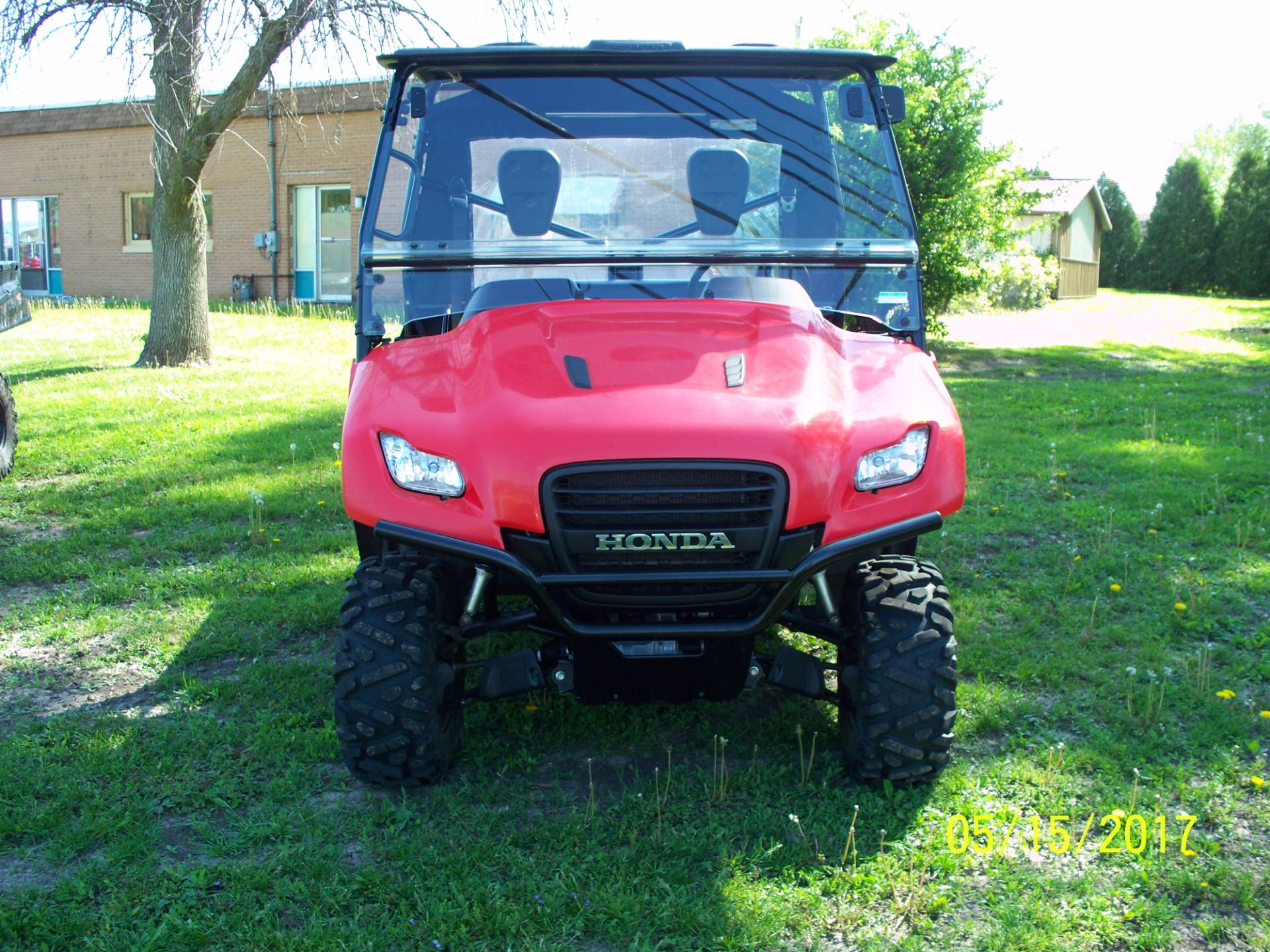 2013 Honda Big Red® in Sterling, Illinois