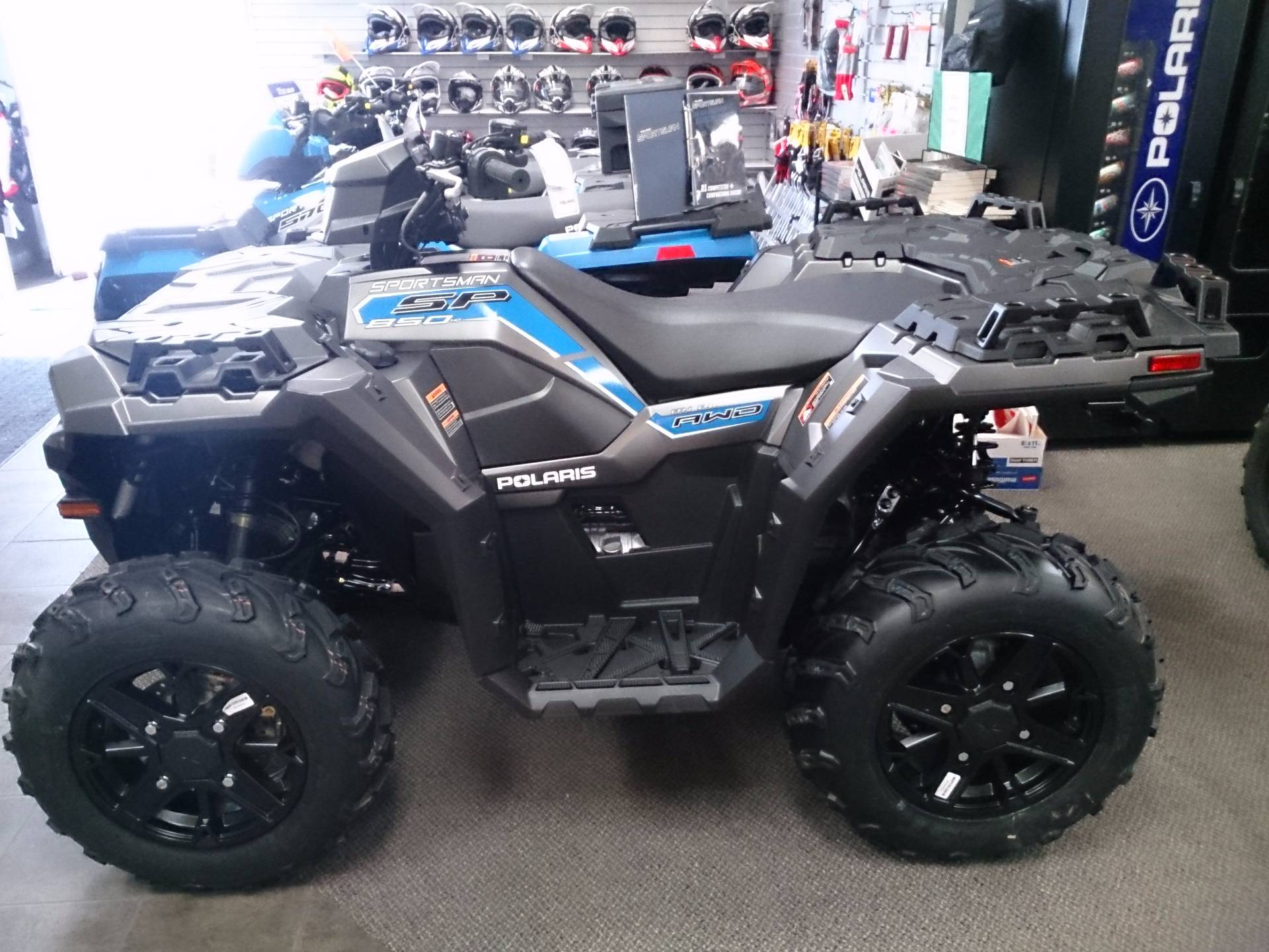 2017 Polaris Sportsman 850 SP in Sterling, Illinois