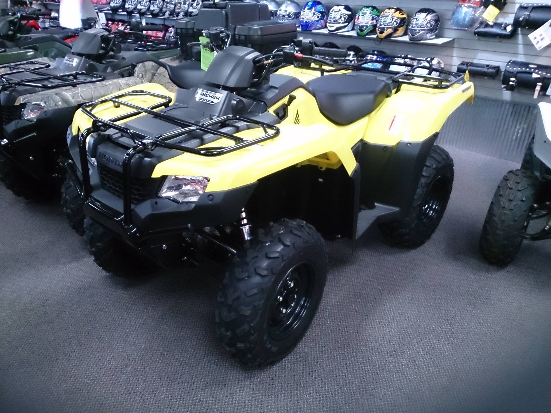2018 Honda FourTrax Rancher 4x4 DCT IRS EPS in Sterling, Illinois - Photo 1