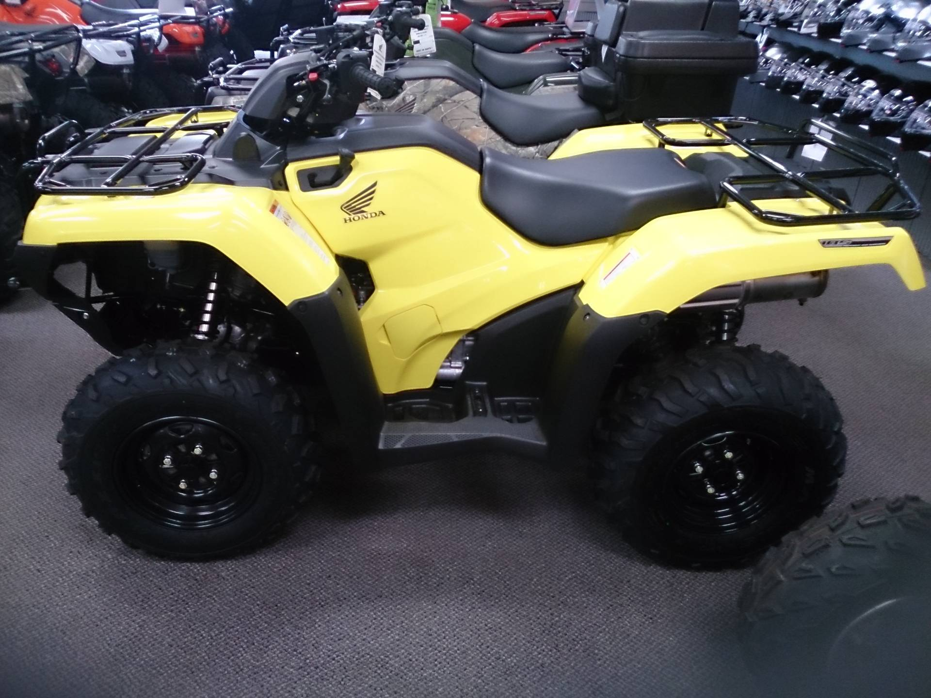 2018 Honda FourTrax Rancher 4x4 DCT IRS EPS in Sterling, Illinois - Photo 2