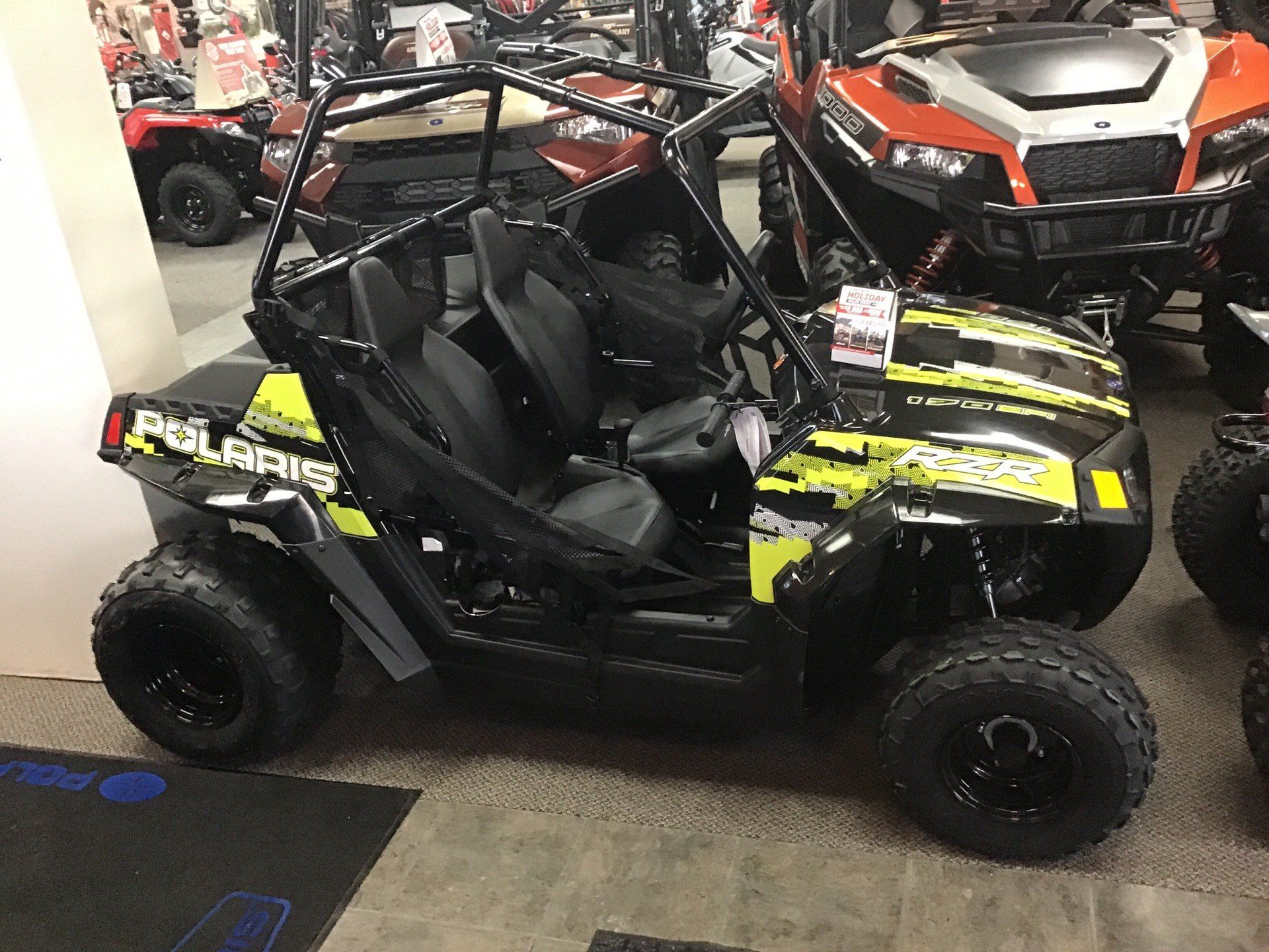 2019 Polaris RZR 170 EFI in Sterling, Illinois - Photo 1