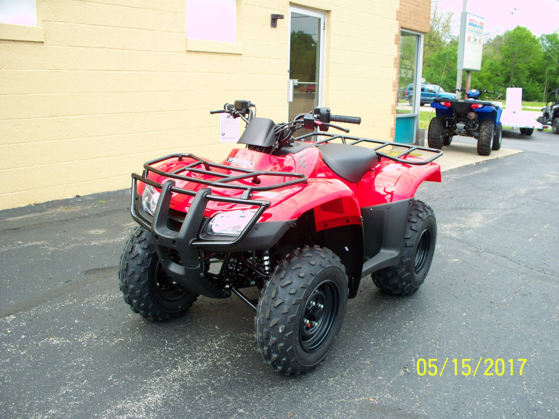 2017 Honda FourTrax Recon ES for sale 33454
