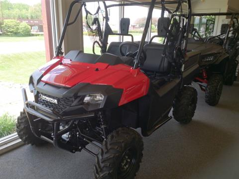 2018 Honda Pioneer 700 in Sterling, Illinois - Photo 1