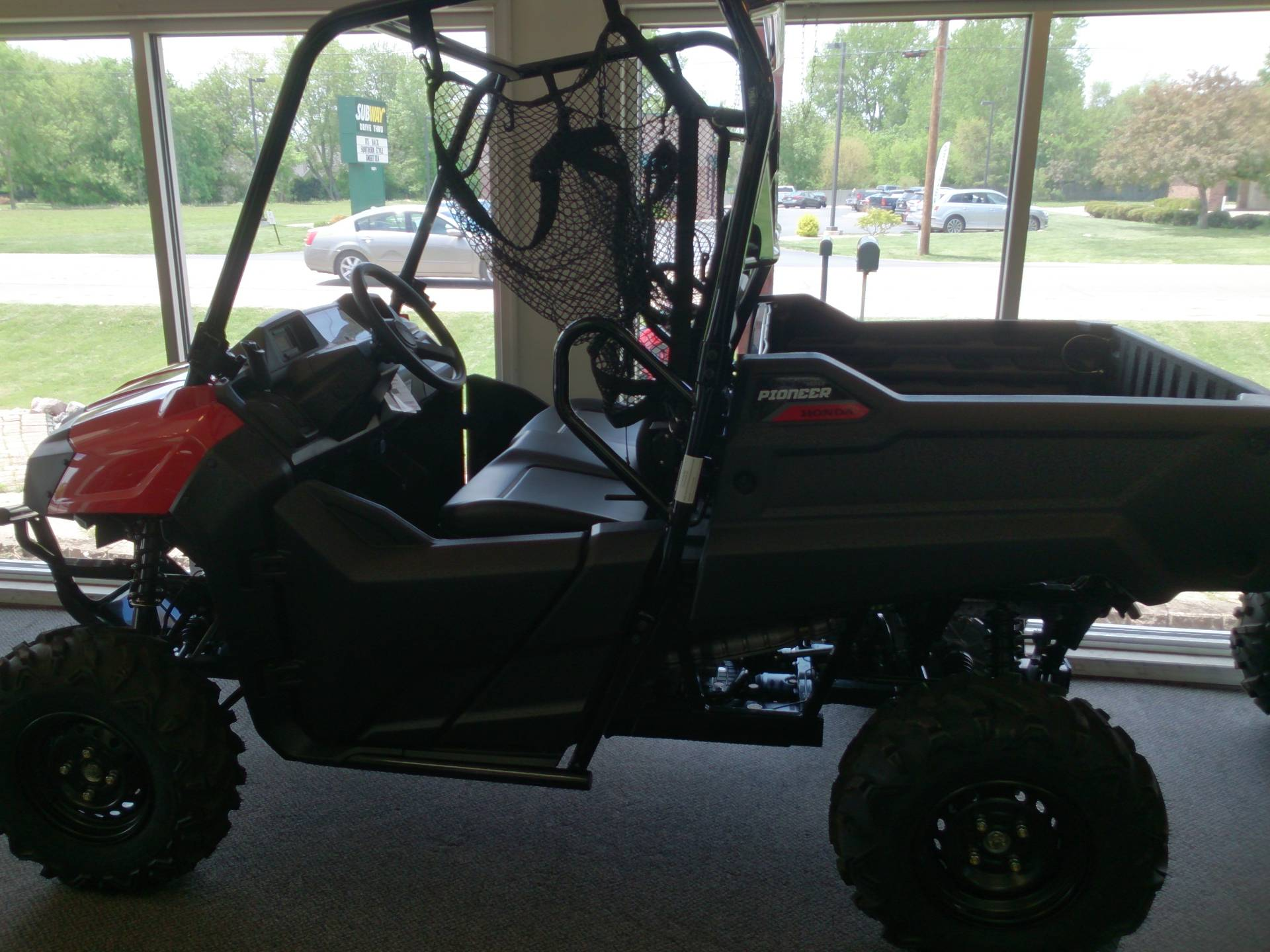 2018 Honda Pioneer 700 in Sterling, Illinois - Photo 3