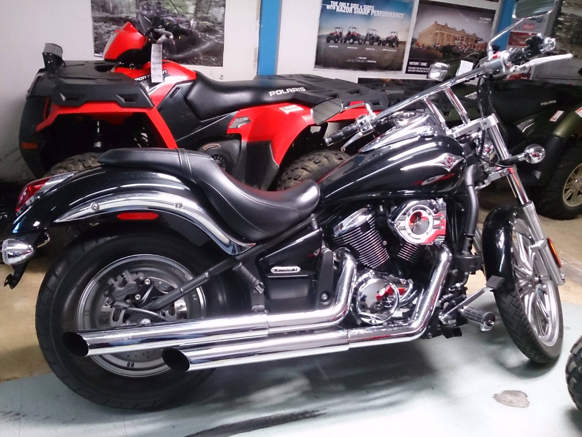 2008 Kawasaki Vulcan® 900 Classic in Sterling, Illinois