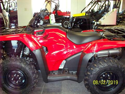2019 Honda FourTrax Rancher 4x4 DCT EPS in Sterling, Illinois - Photo 2