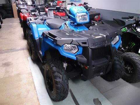 2018 Polaris Sportsman 450 H.O. EPS in Sterling, Illinois