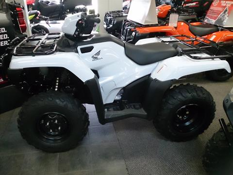2017 Honda FourTrax Foreman 4x4 ES EPS in Sterling, Illinois