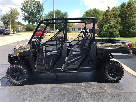 2019 Polaris Ranger Crew XP 1000 EPS Premium in Sterling, Illinois - Photo 2