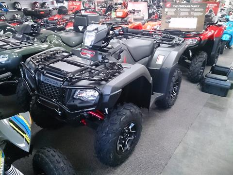2017 Honda FourTrax Foreman Rubicon 4x4 DCT EPS Deluxe in Sterling, Illinois