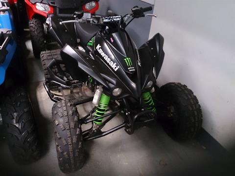 2009 Kawasaki KFX® 450R Monster Energy® in Sterling, Illinois