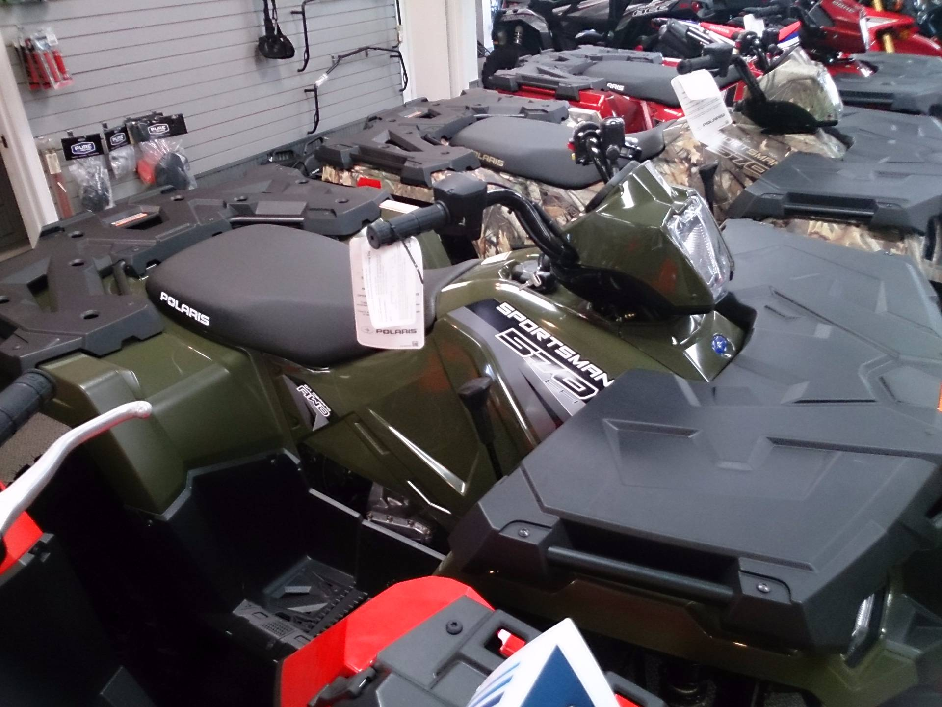 2017 Polaris Sportsman 570 in Sterling, Illinois