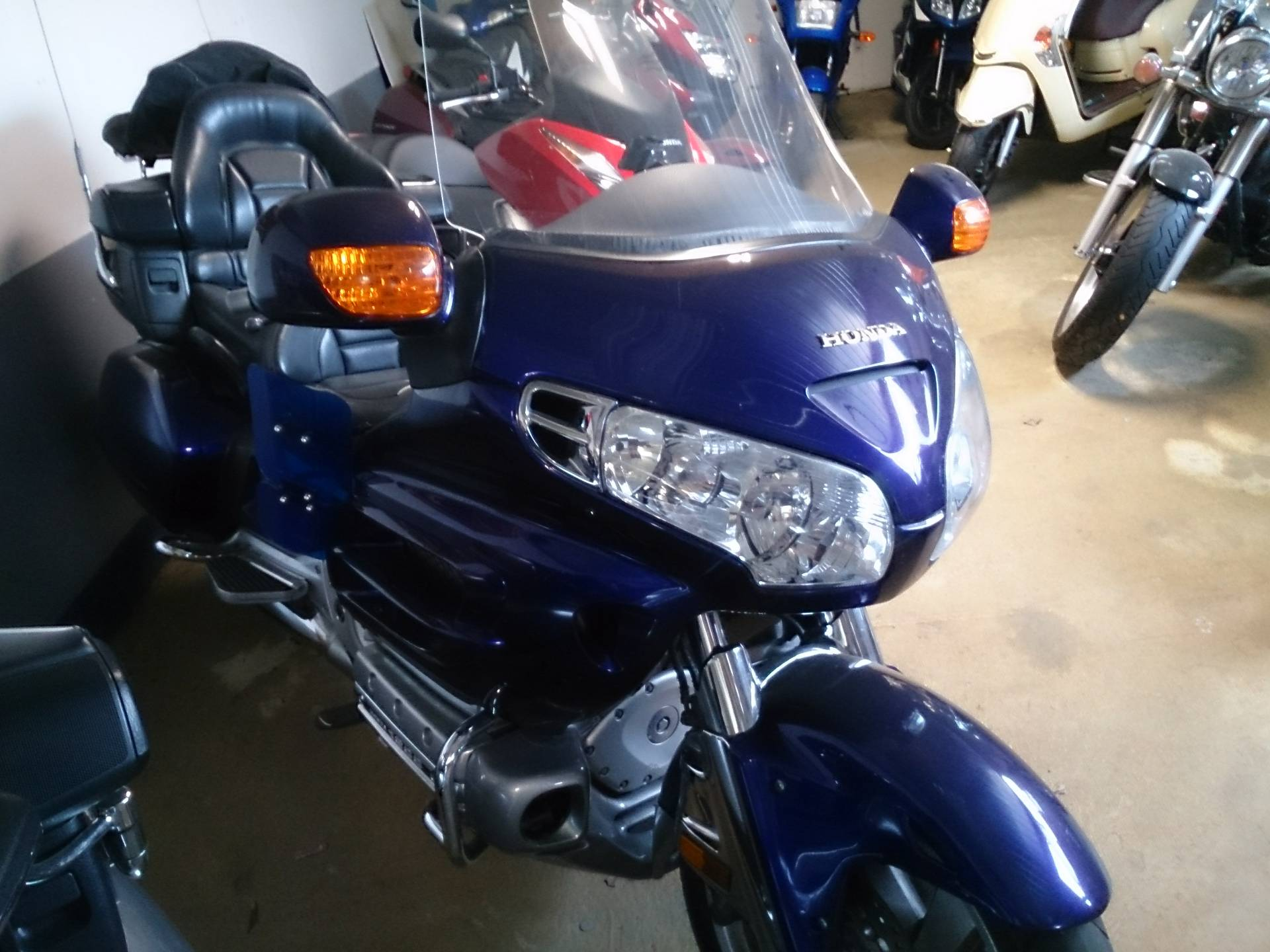 2002 Honda GL1800 in Sterling, Illinois - Photo 1