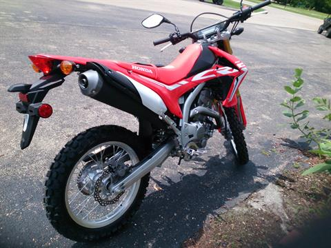 2017 Honda CRF250L in Sterling, Illinois