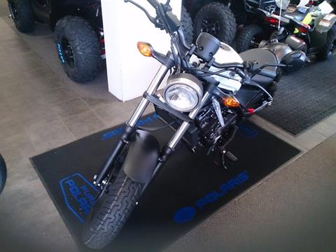 2017 Honda Rebel 300 in Sterling, Illinois