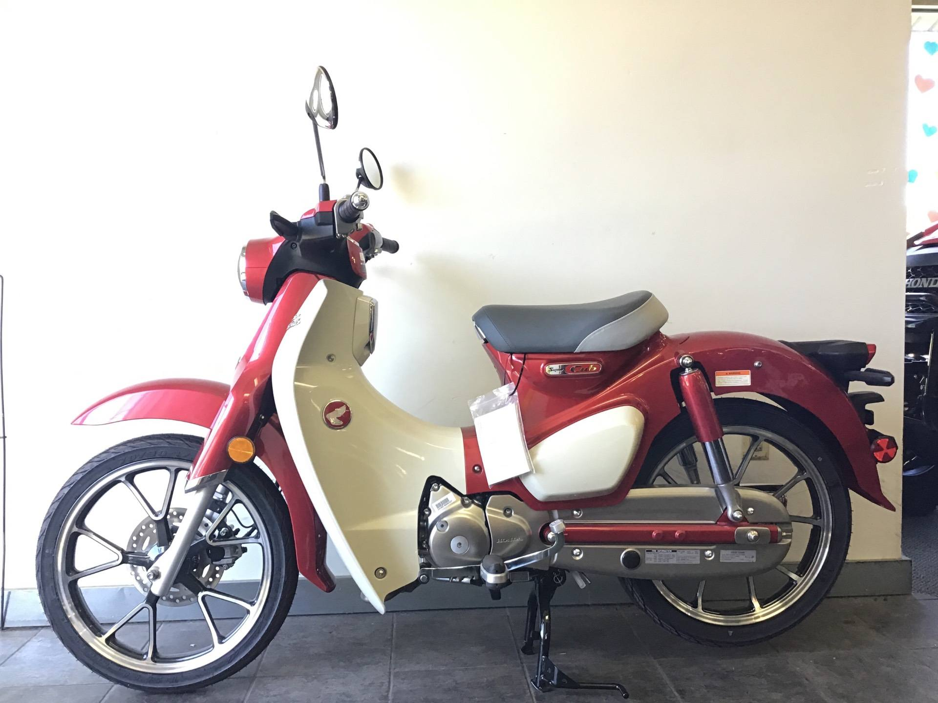 2020 Honda Super Cub C125 ABS in Sterling, Illinois - Photo 1