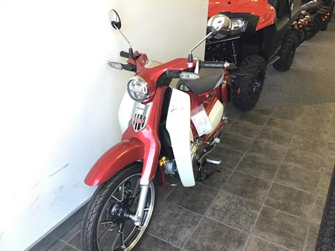 2020 Honda Super Cub C125 ABS in Sterling, Illinois - Photo 3