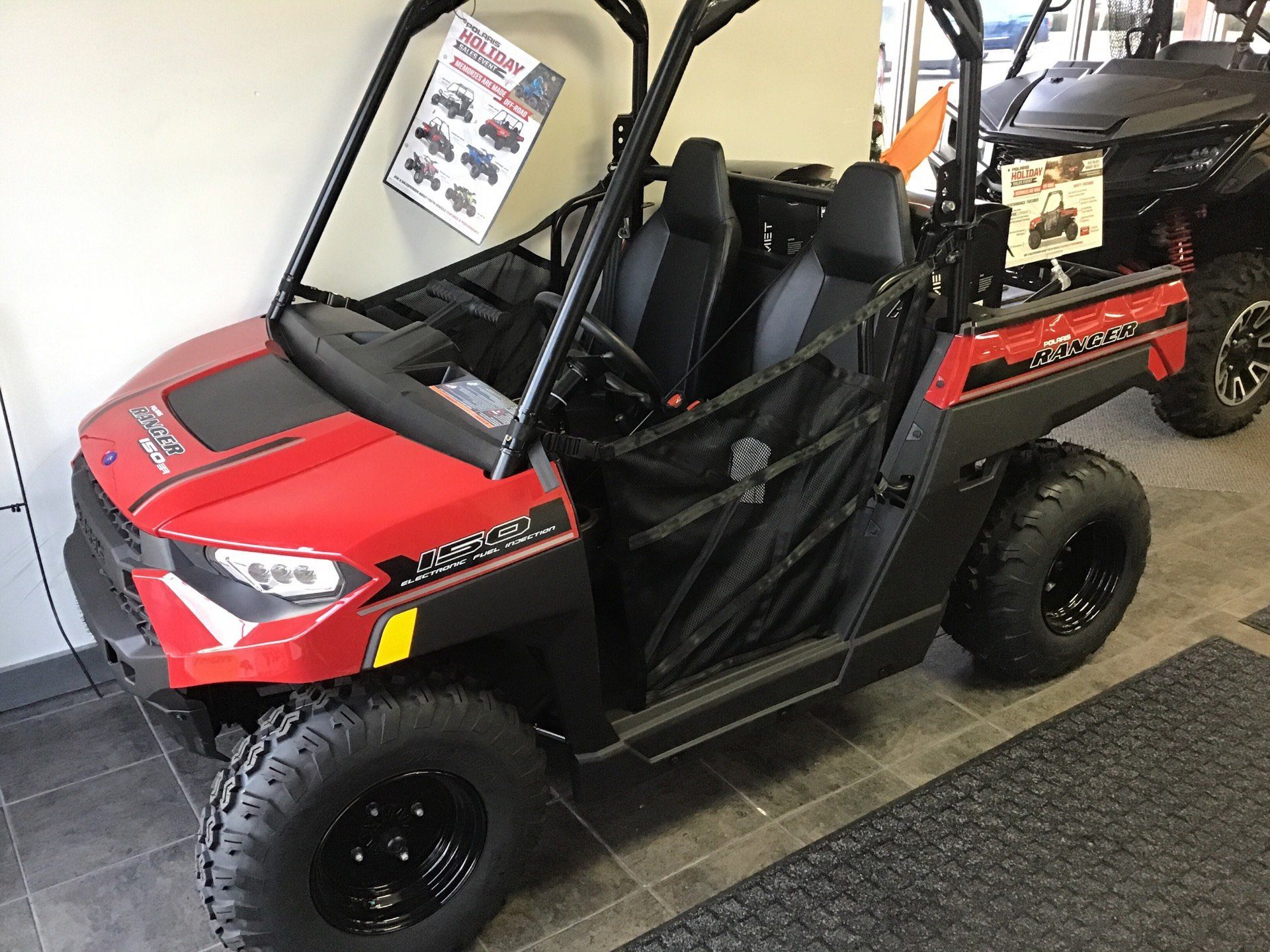 2018 Polaris Ranger 150 EFI in Sterling, Illinois - Photo 1