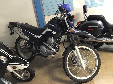 2016 Yamaha XT250 in Sterling, Illinois