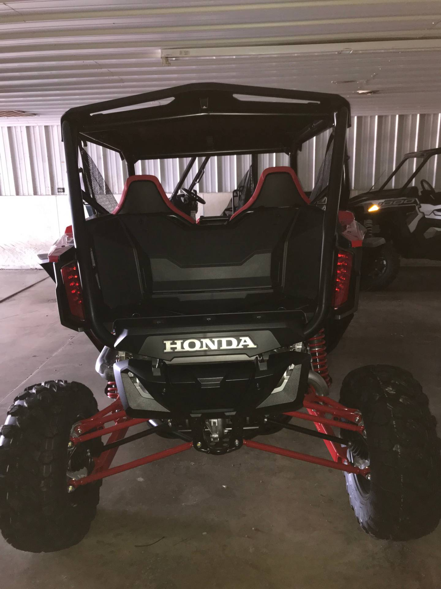 2019 Honda Talon 1000R in Sterling, Illinois - Photo 4