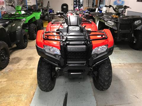 2017 Honda FourTrax Rancher 4x4 ES in Sterling, Illinois - Photo 1