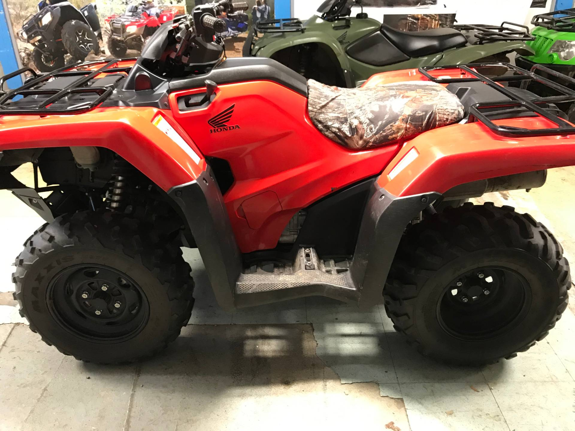 2017 Honda FourTrax Rancher 4x4 ES in Sterling, Illinois - Photo 2