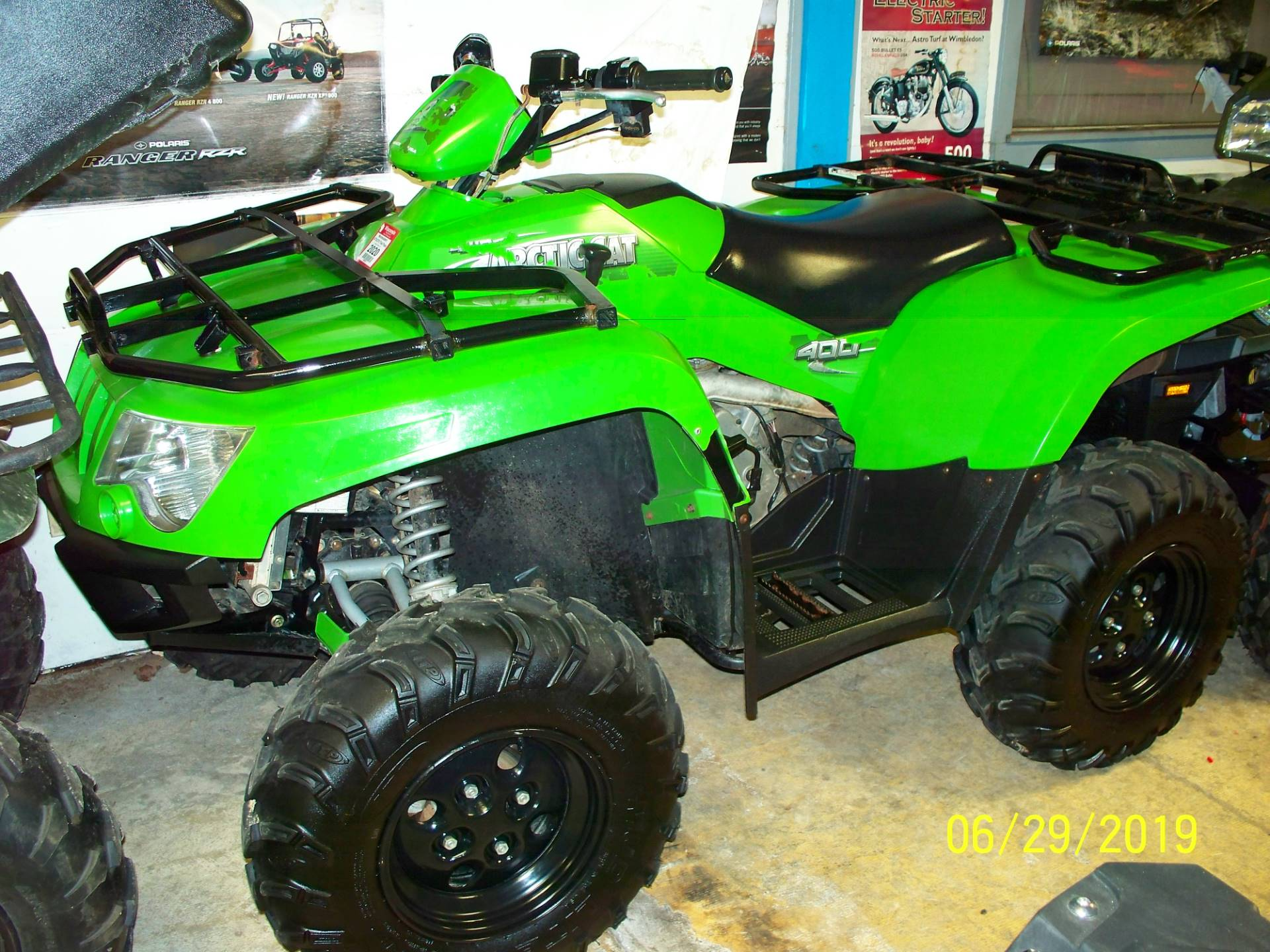 2006 Arctic Cat 400 in Sterling, Illinois - Photo 1