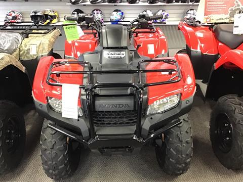 2019 Honda Rancher 420 AT EPS in Sterling, Illinois - Photo 1