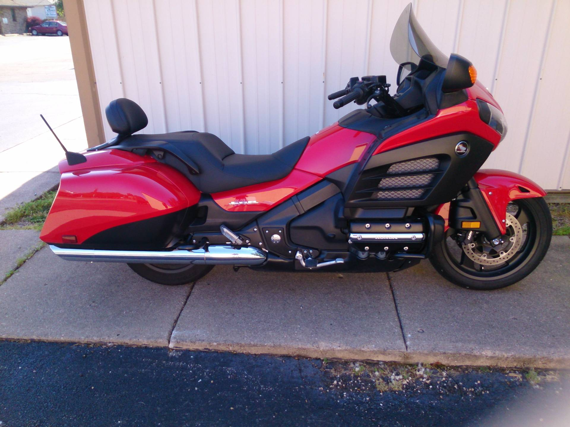 2013 Honda Gold Wing® F6B Deluxe in Sterling, Illinois