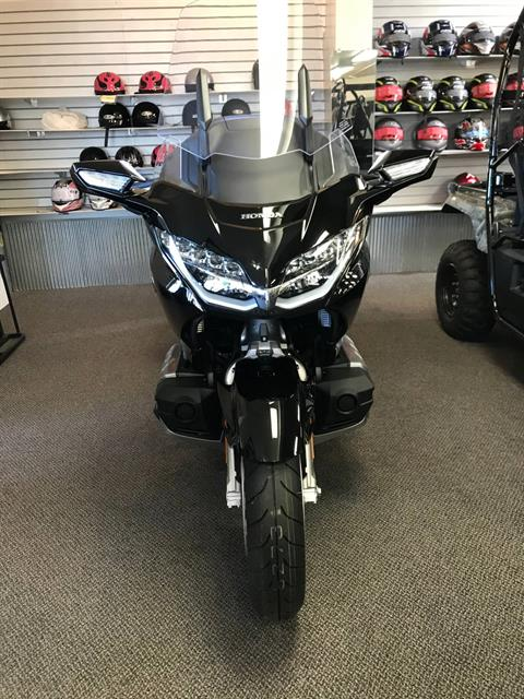 2019 Honda Gold Wing Tour Automatic DCT in Sterling, Illinois - Photo 1