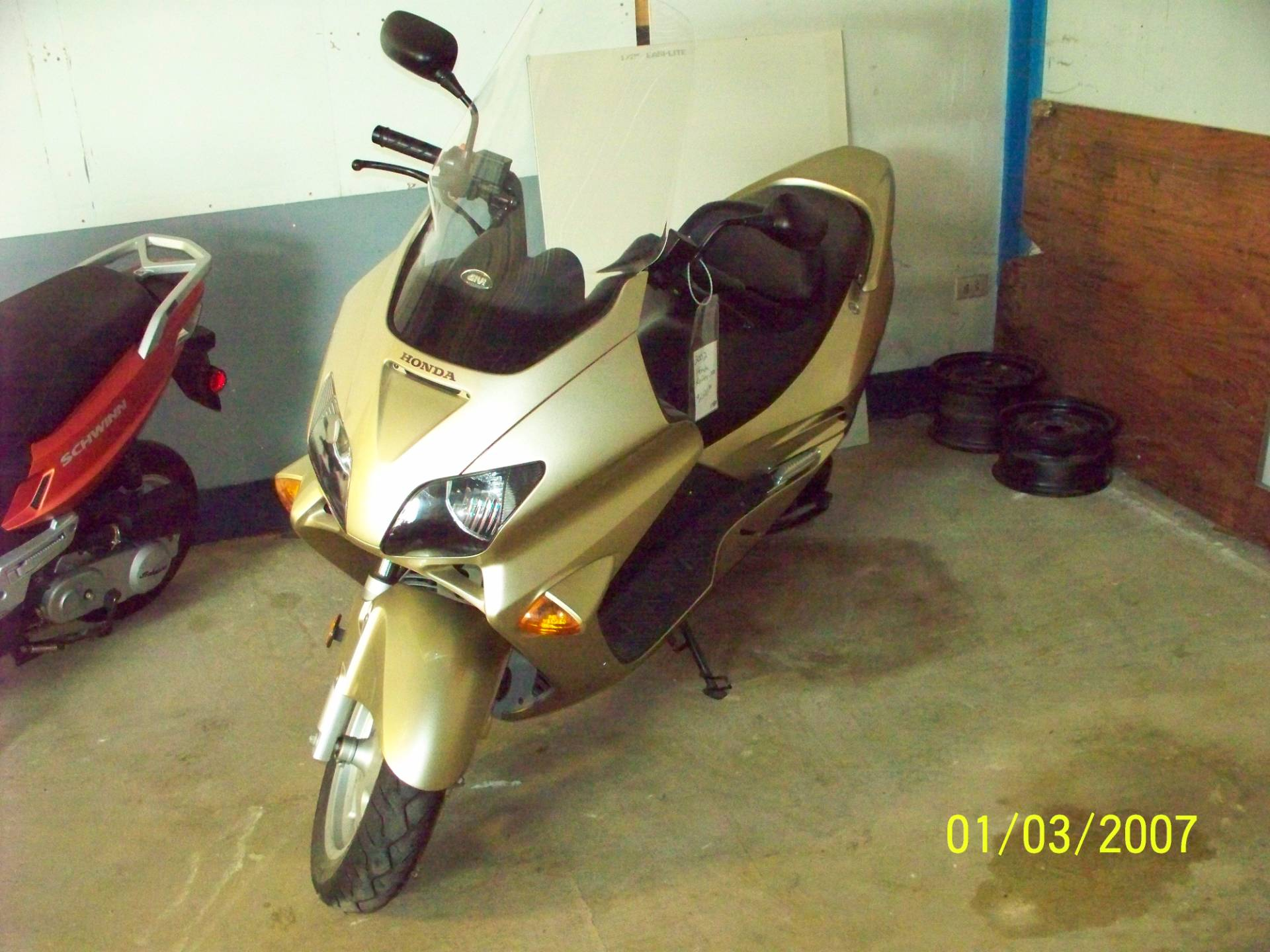 2002 Honda Reflex NSS250 for sale 5061