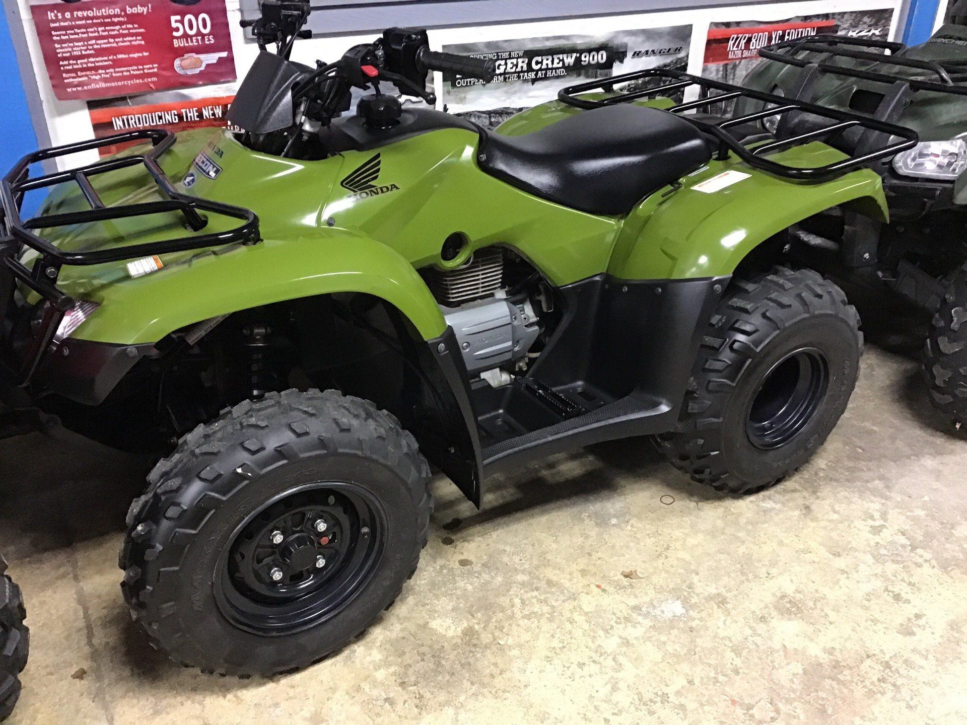 2016 Honda FourTrax Recon ES in Sterling, Illinois