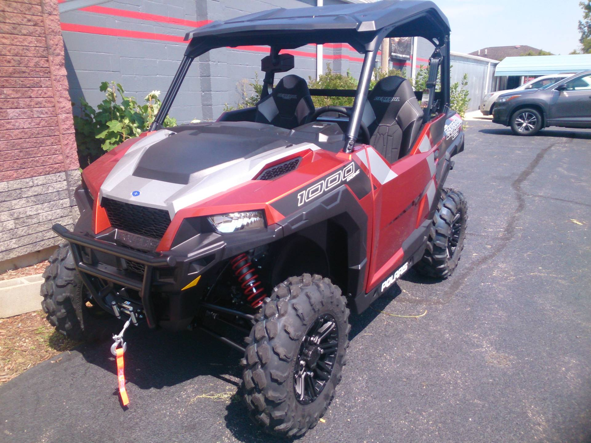 Polaris General 1000 >> 2019 Polaris General 1000 Eps Deluxe In Sterling Illinois
