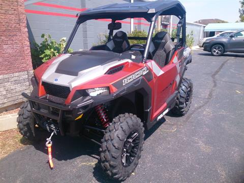 2019 Polaris General 1000 EPS Deluxe in Sterling, Illinois - Photo 1