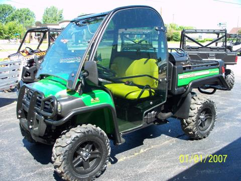 2015 John Deere Gator™ XUV 825i Power Steering in Sterling, Illinois