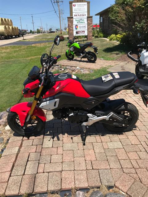 2019 Honda Grom in Sterling, Illinois - Photo 2