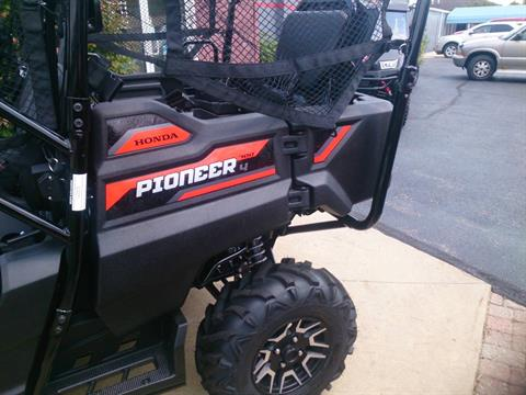 2018 Honda Pioneer 700-4 Deluxe in Sterling, Illinois