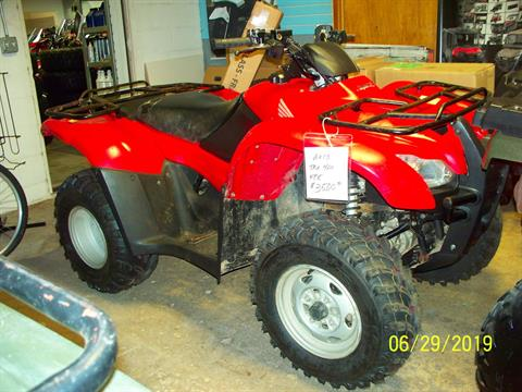 2013 Honda FourTrax® Rancher® 4x4 ES with EPS in Sterling, Illinois - Photo 1