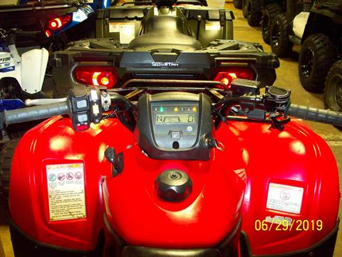 2013 Honda FourTrax® Rancher® 4x4 ES with EPS in Sterling, Illinois - Photo 4