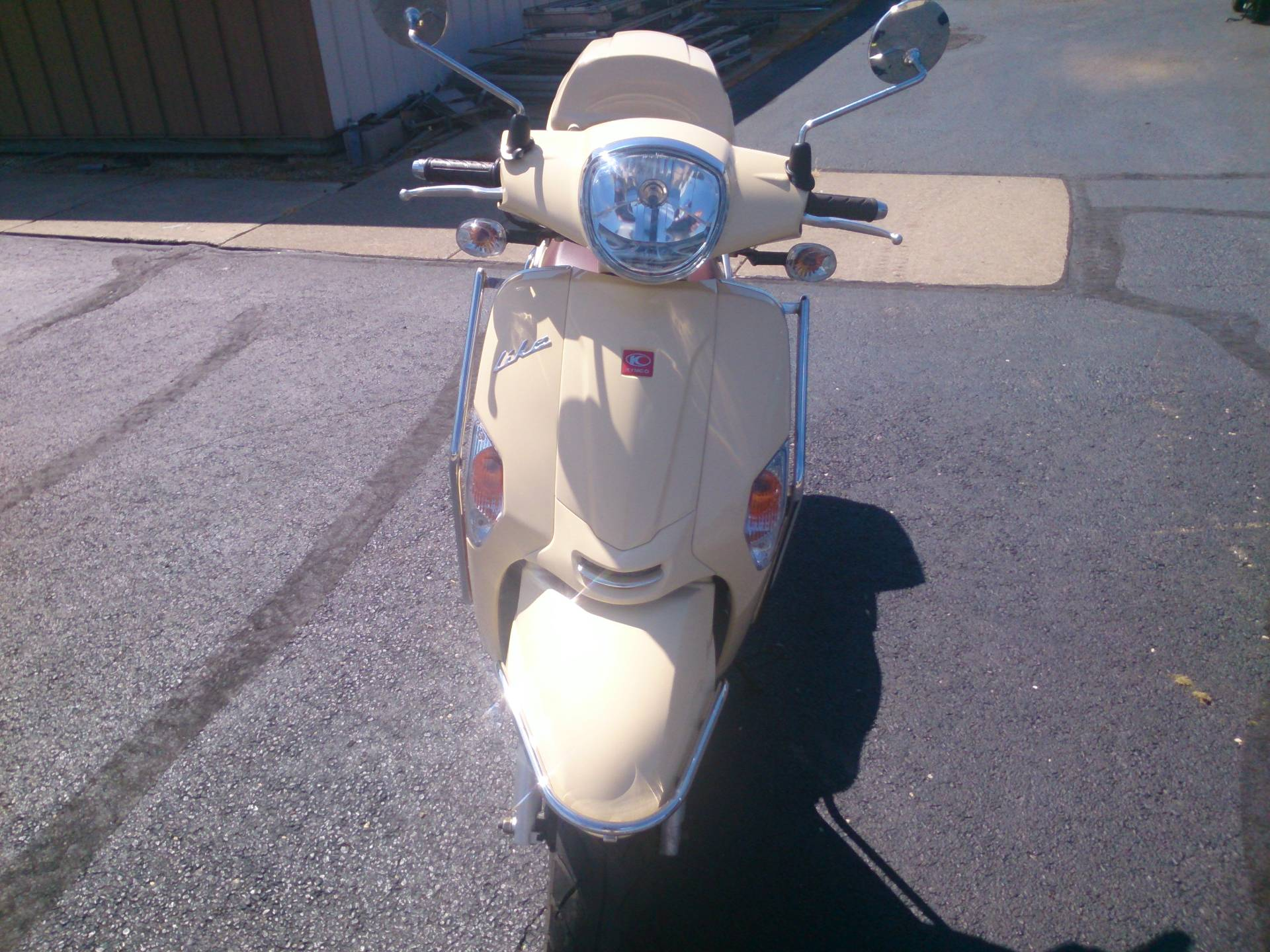 2014 Kymco Like 200i in Sterling, Illinois - Photo 2