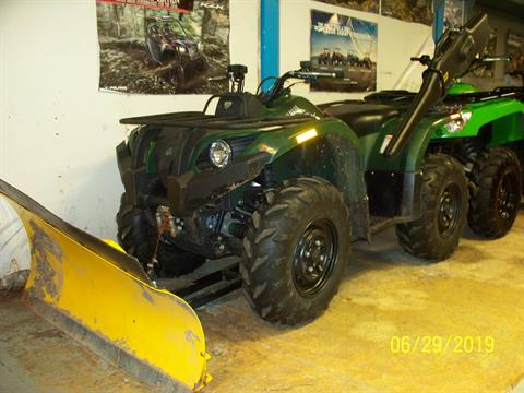 2011 YAMAHA YFM 450 GRIZZLY in Sterling, Illinois - Photo 1