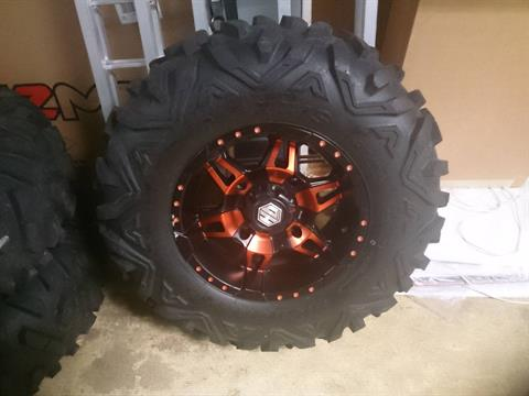 2017 Other Maxxis Big Horn Tires in Sterling, Illinois