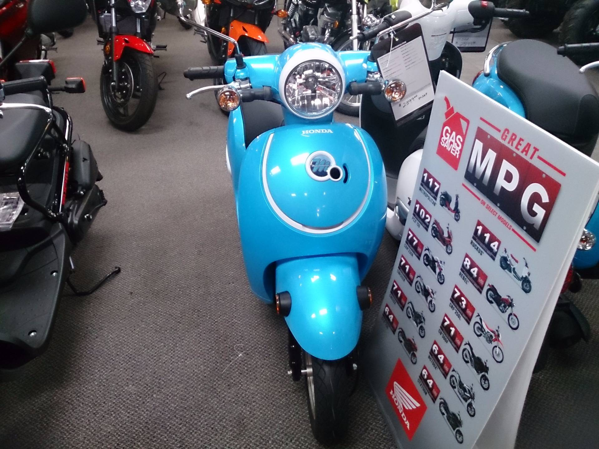 2016 Honda Metropolitan in Sterling, Illinois
