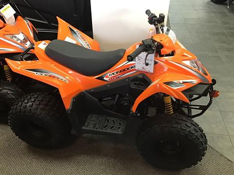 2018 Kymco Mongoose 90s in Sterling, Illinois