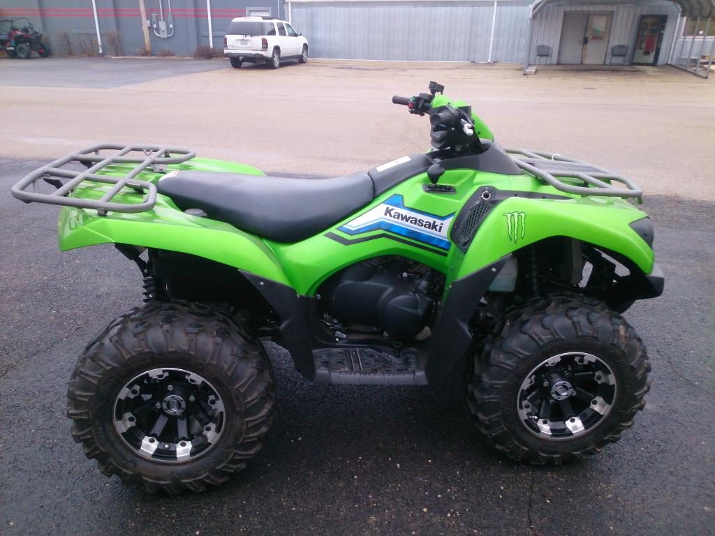 2014 Kawasaki Brute Force® 750 4x4i EPS in Sterling, Illinois