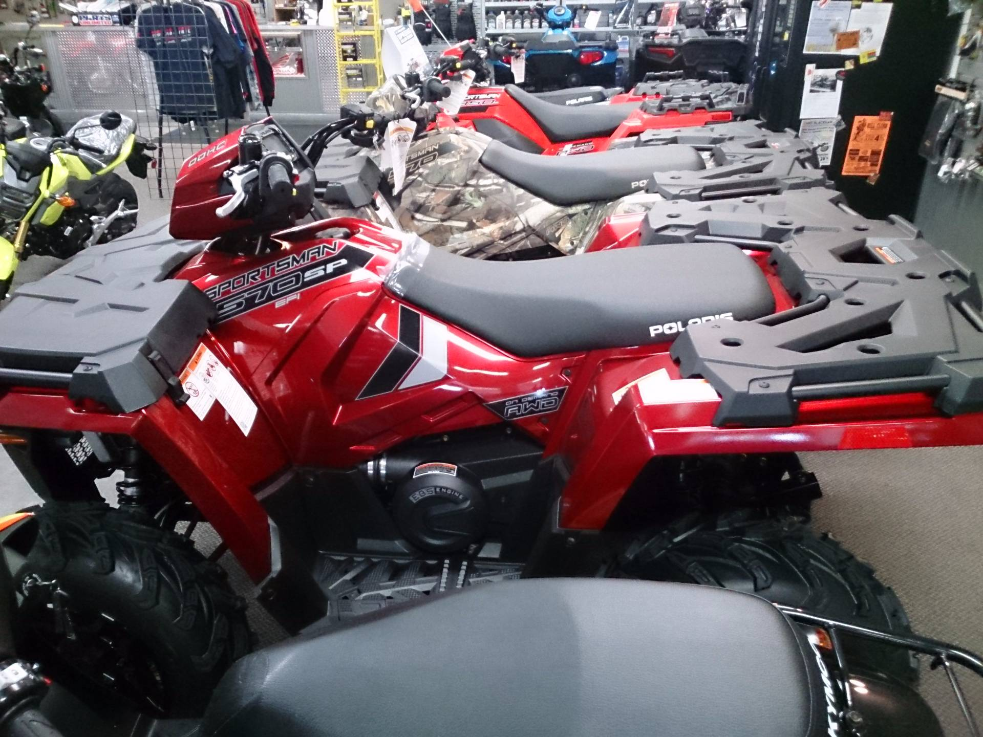 2017 Polaris Sportsman 570 SP in Sterling, Illinois