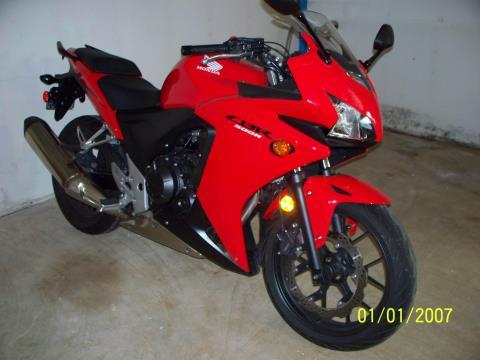 2013 Honda CBR®500R in Sterling, Illinois
