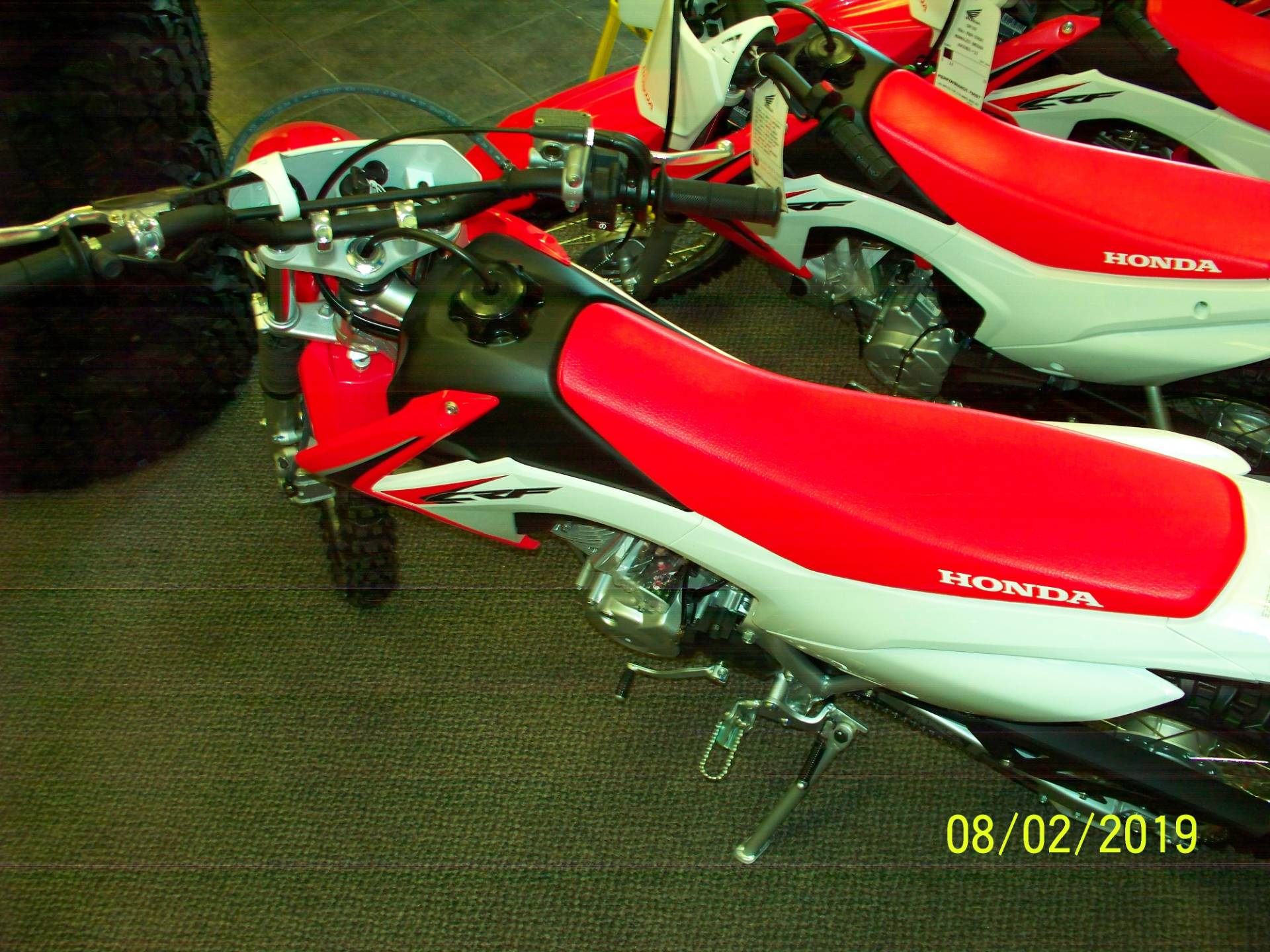 2018 Honda CRF 125 in Sterling, Illinois - Photo 3