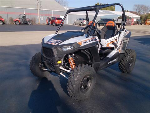 2018 Polaris RZR S 1000 EPS in Sterling, Illinois