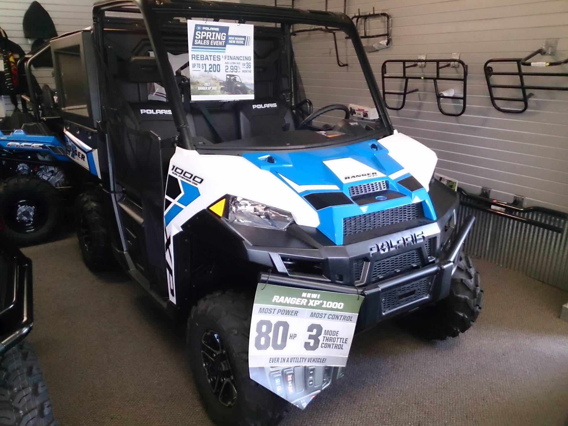 2017 Polaris Ranger XP 1000 EPS for sale 3733